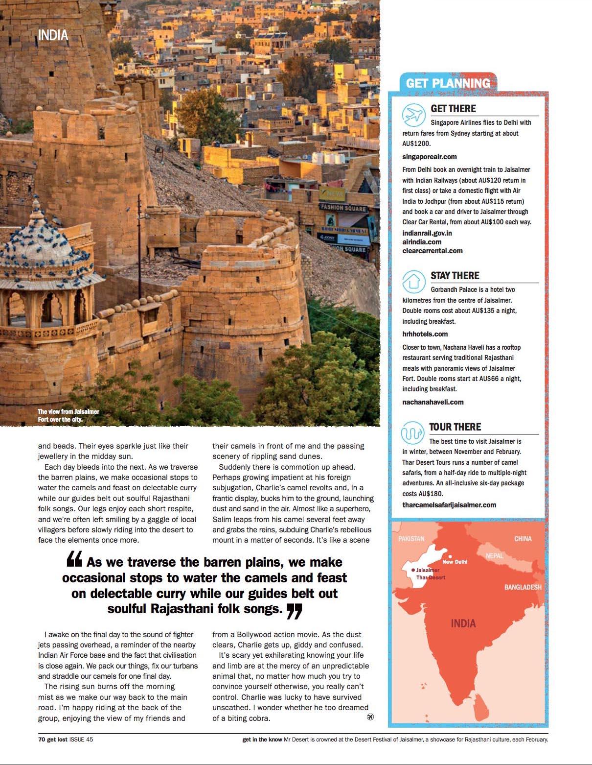 Get Lost – Jaisalmer 4